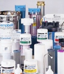 Campbell water filters
